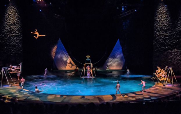 """Cirque du Soleil - """"O"""""""