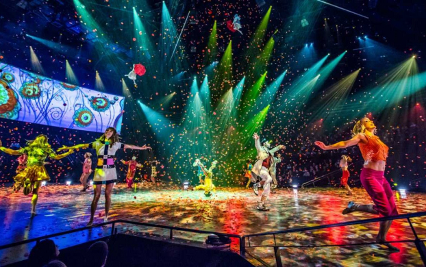 Cirque du Soleil - The Beatles LOVE